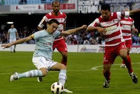 Enfrentamiento RC Celta de Vigo vs Granada CF