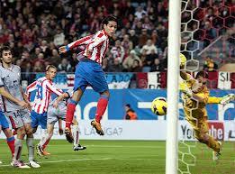 Falcao bate la puerta de Osasuna en la primera vuelta de la Liga