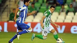 Real Sociedad y Betis se enfrentan este domingo 3 de Marzo en Anoeta