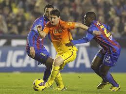 Partido: FC Barcelona - Levante UD