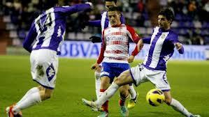 Partido: Granada CF - Real Valladolid