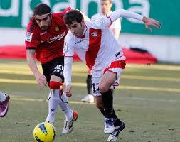 Partido: RCD Mallorca - Rayo Vallecano