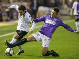 Partido: Valencia CF  - Málaga CF