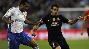 Partido: Real Zaragoza CD - FC Barcelona