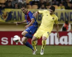 Partido Levante UD contra Villarreal CF