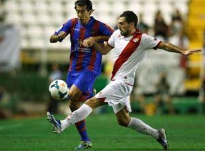 Partido Levante UD  contra Rayo Vallecano comentado en capitanapuestas.com