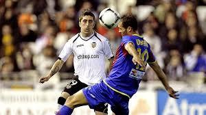 Partido Valencia CF contra Levante UD